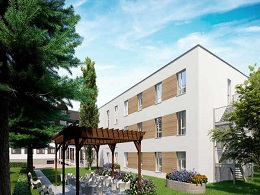 Pflegezentrum Kehl Neubau